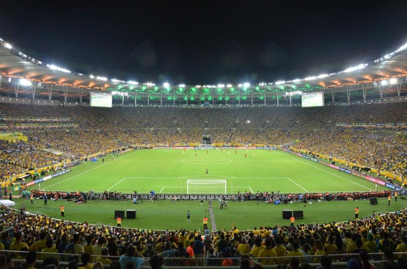 Maracana (Credit: visit.rio)