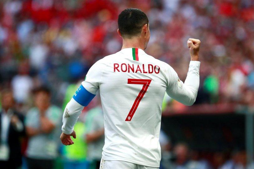 Cristiano Ronaldo (Credit: LaLigaEN)