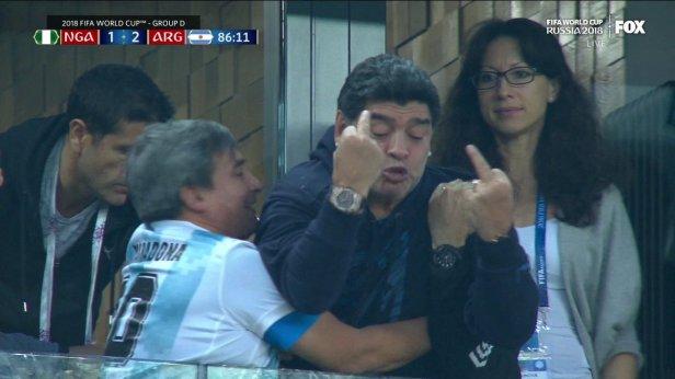 Diego Maradona (Credit: ScoopWhoop)