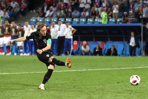 Luka Modric (Credit: Uefa Champions League)